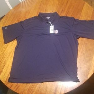 NFL GOLF SHIRT - ANTIGUA